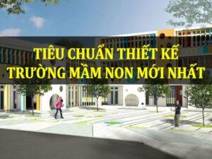 tieu-chuan-thiet-ke-truong-mam-non