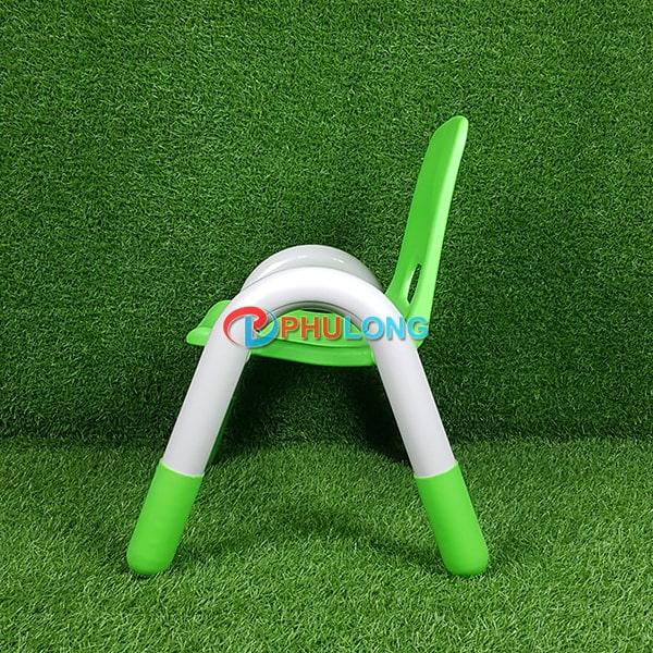 ghe-nhua-cho-be-cao-cap-pl0110-green
